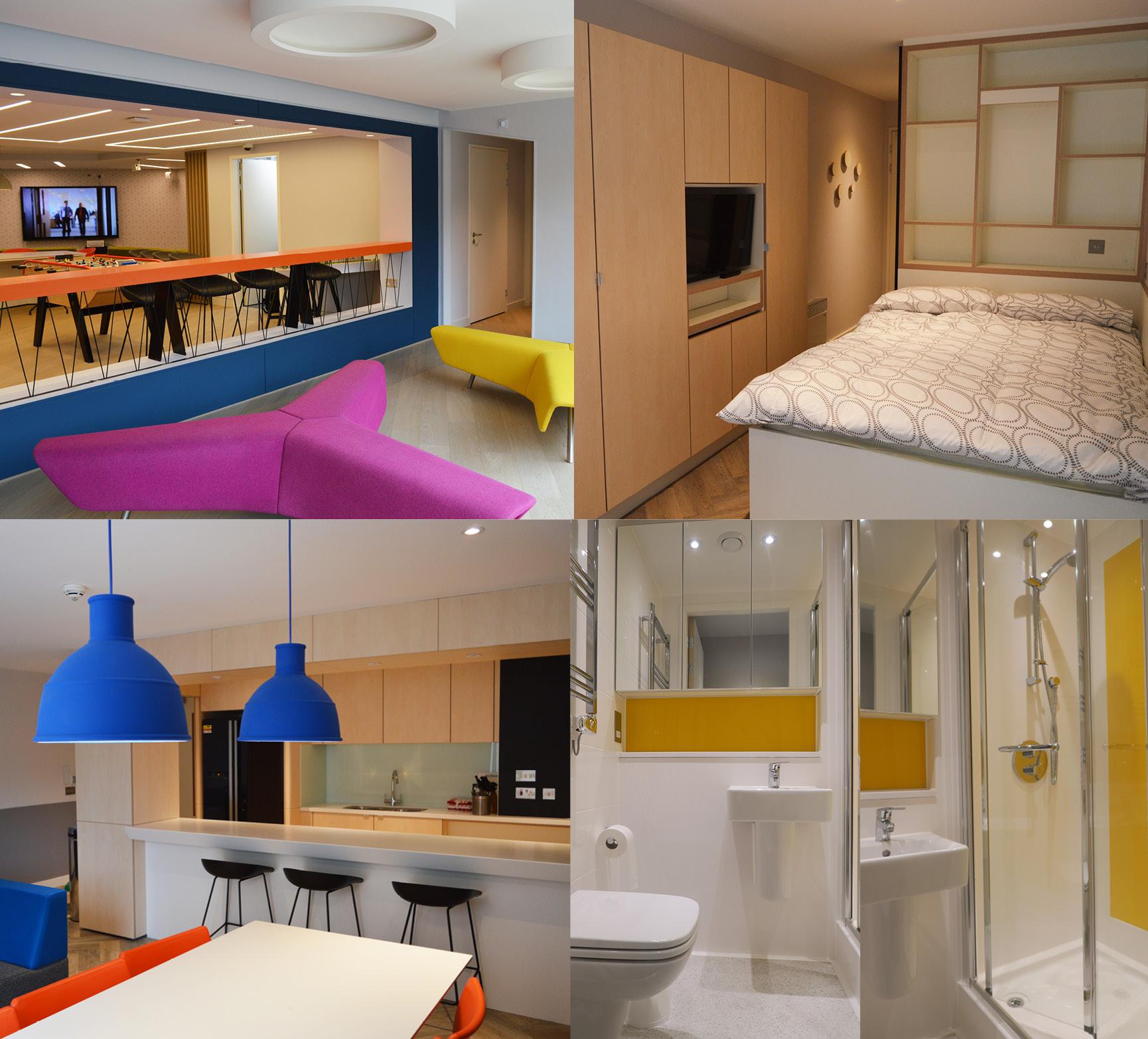 Stafford Apartments: World Class University City