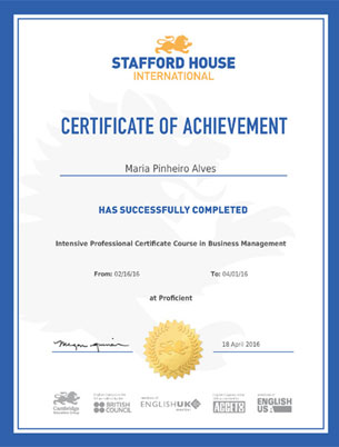 Professional Certificates